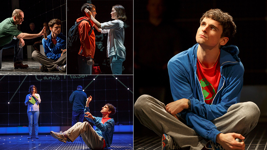 Five Burning Questions with Curious Incident Star Tyler Lea