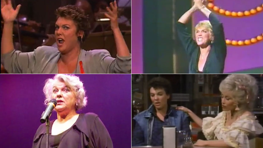 Tyne Daly Always Delivers! Four of the Mothers and Sons H...