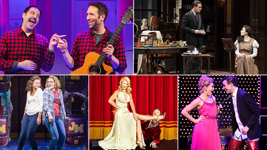 Five Musicals to Bring a Date to This Valentine's Day in ...