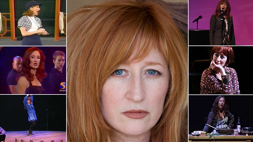 Vicki Lewis Appreciation Spiral! See Anastasia's New Star...