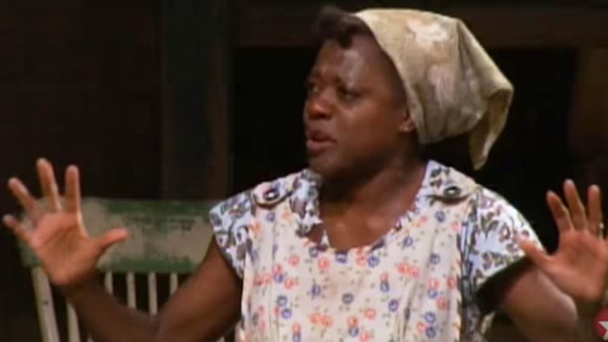 Hot Clip of the Day: #TBT to HTGAWM Star Viola Davis' Ele...