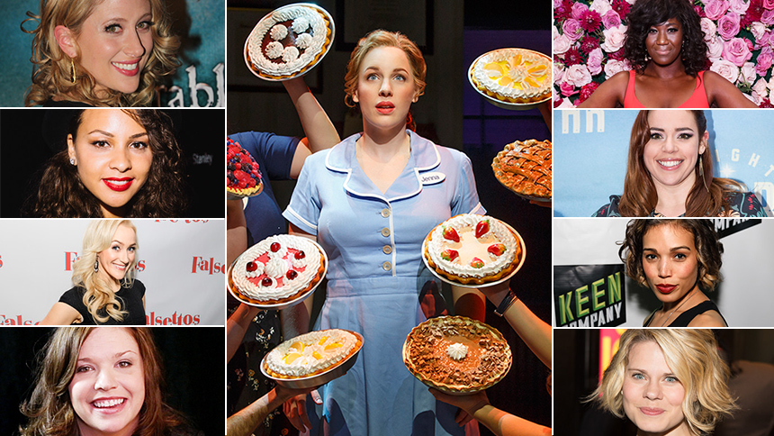 10 Leading Ladies We'd Love to See Step Into Waitress Aft...