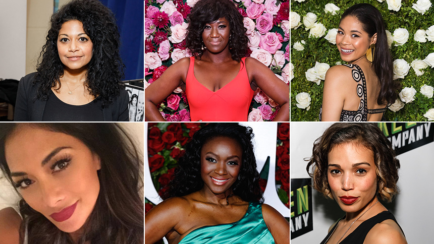15 Women of Color We'd Love to See Star as Jenna in Waitress