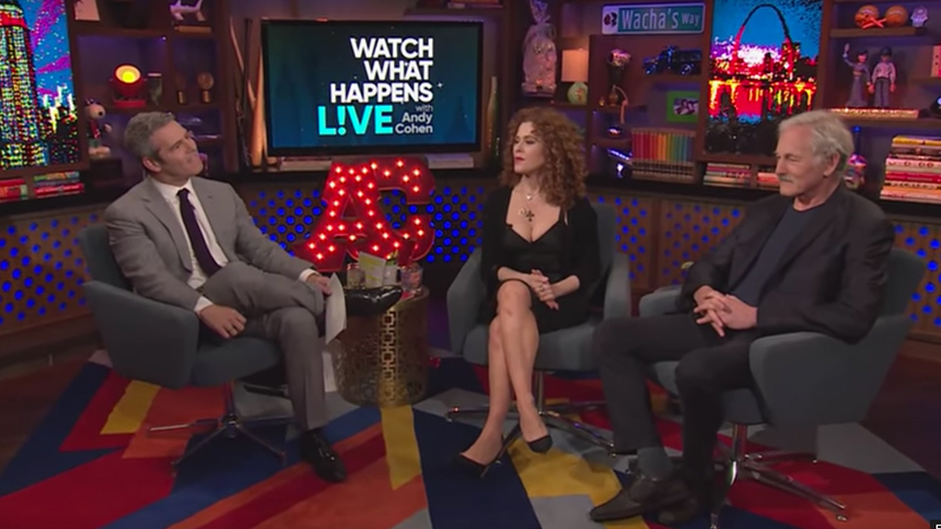 What We Learned About Hello, Dolly! Bernadette Peters & V...