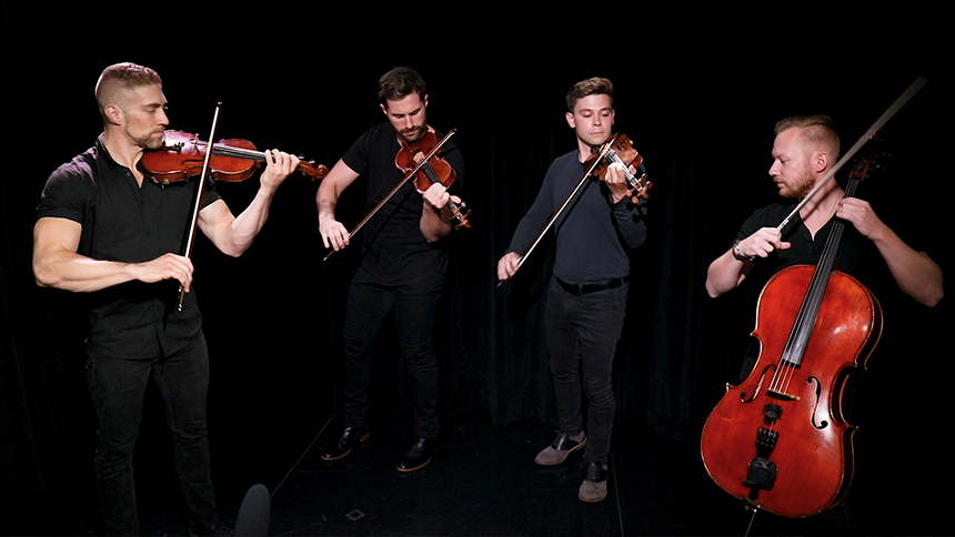 Broadway Unplugged: Well-Strung Puts an Incredible, Fresh...