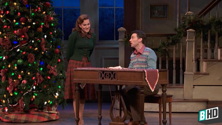 Kick Off the Holiday Season with Bryce Pinkham & Lora Lee...
