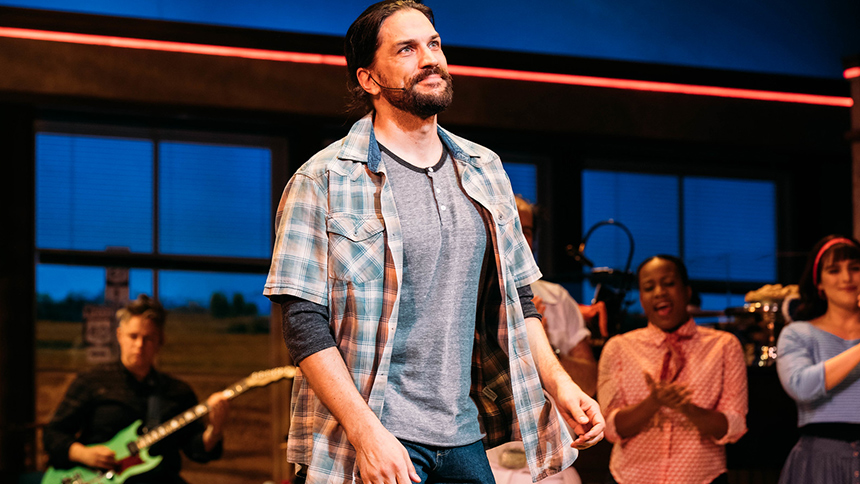 Will Swenson Takes on Seven Questions About Waitress,  Ha...