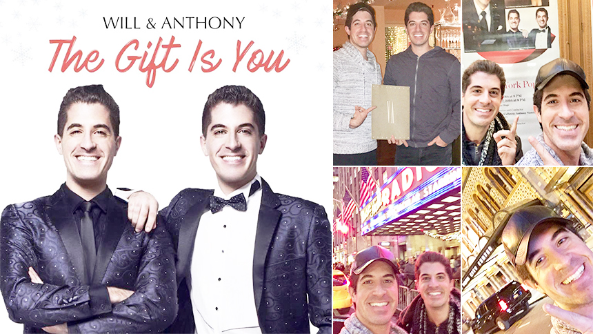 Will and Anthony Nunziata Share Their Five Favorite Chris...