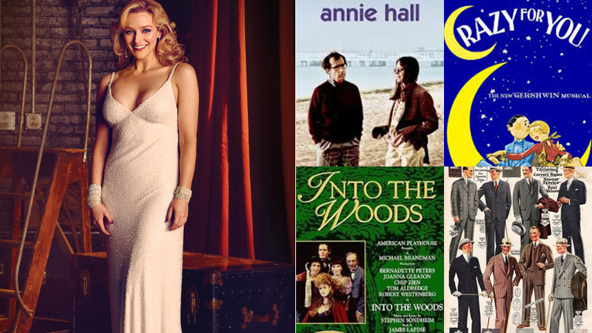 She's Funny That Way: Betsy Wolfe on Woody Allen, Bullets...
