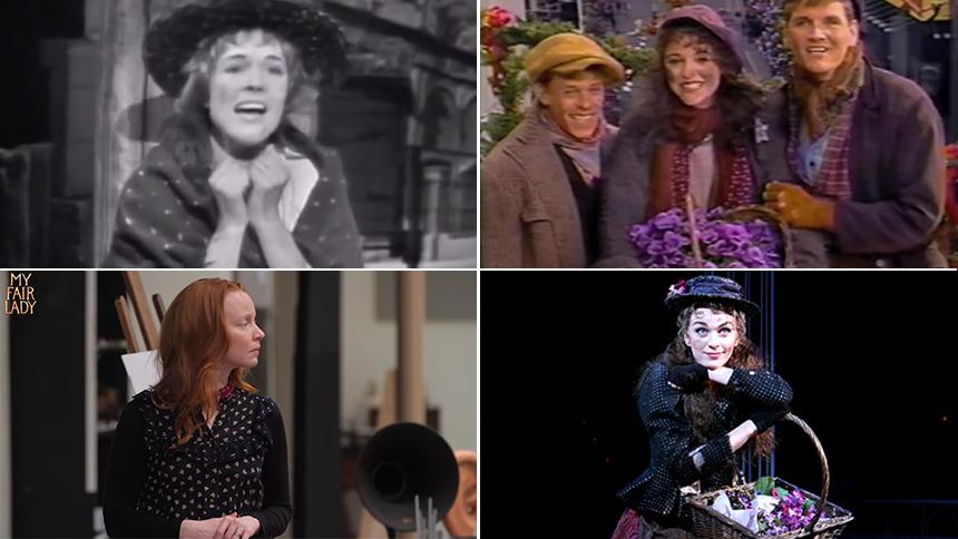 "15 Fantastic Performances of Lerner & Loewe's ""Wouldn't I..."
