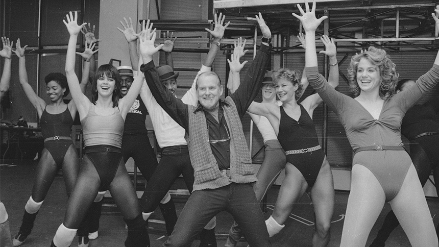 Tony Winner Cady Huffman Recalls How Bob Fosse Completely...