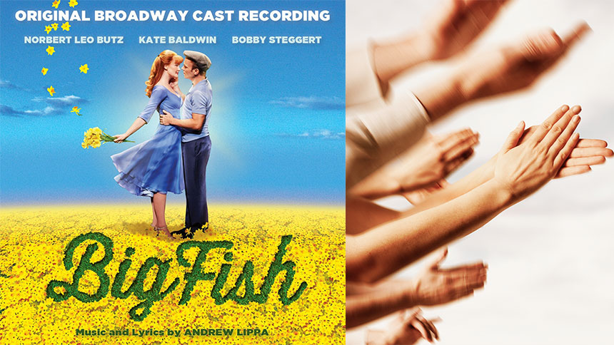 The big fish cast recording is magical reacting in gifs for Big fish characters
