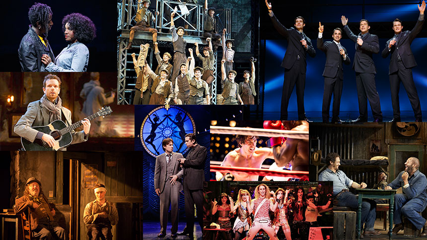 A Guy's Guide to Broadway: Great Shows For the Men In You...