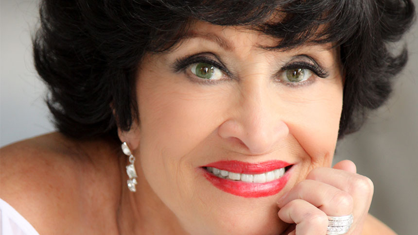 Five Burning Questions with Broadway Legend Chita Rivera