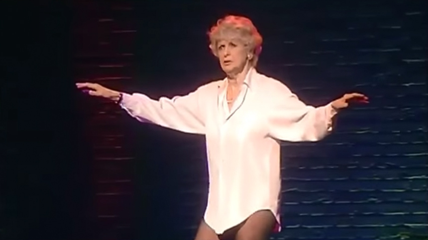 Hot Clip of the Day: Elaine Stritch's Scholarly Pal Joey ...