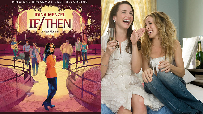 The If/Then Cast Album Is Thrilling! Here's Why It's Our ...