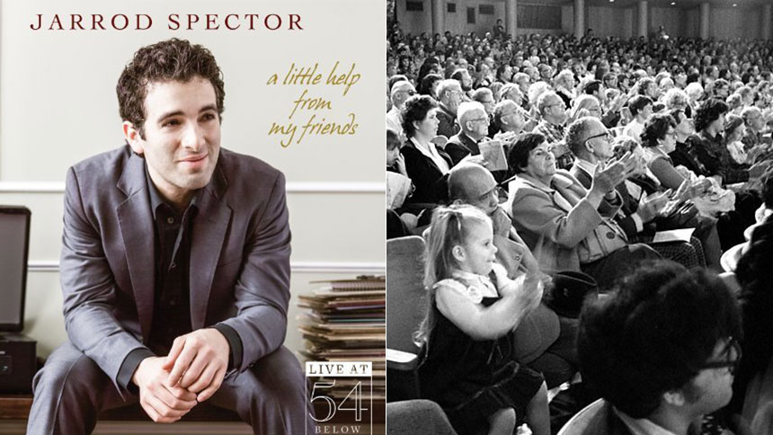 GIF Reactions to Jarrod Spector's A Little Help From My F...
