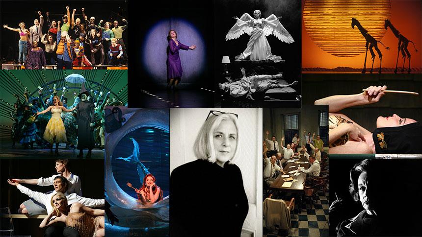 Tony Award Recipient Joan Marcus Looks Back On 10 Photos ...