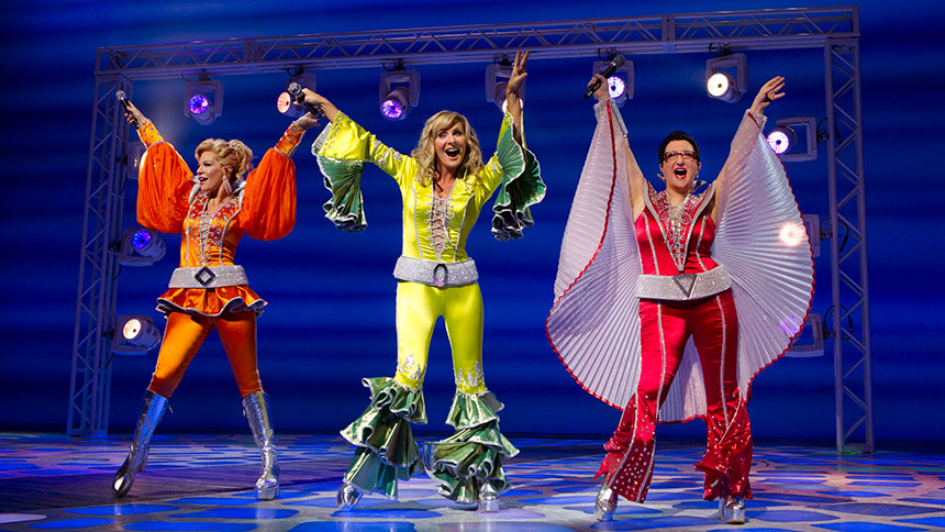 Countdown the Six Best Guilty Pleasure Moments in Mamma Mia!