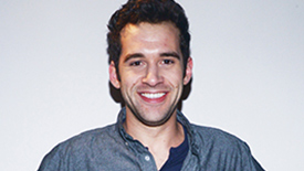 Zorba! Star Adam Chanler-Berat Takes on Urinetown in the Bbox Dreamcast Challenge