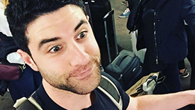 Watch What Happens When Shear Madness Star Adam Gerber Takes Over Instagram For a Two-Show-Day
