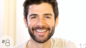 20 Questions in 2 Minutes with Fiddler on the Roof Star Adam Kantor