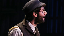 Character Creation: Fiddler Star Adam Kantor Reveals How He Emerged with His Original Motel Kamzoil