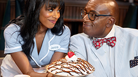 Five Burning Questions with New Waitress Star Al Roker