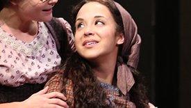 Five Burning Questions with Fiddler on the Roof Star Alexandra Silber