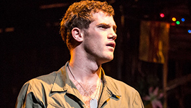 Five Burning Questions with Miss Saigon Star Alistair Brammer