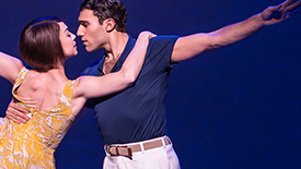 Introduce Yourself(ie): 10 Questions with An American in Paris' New Star, Dimitri Kleioris