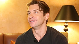 20 Questions in 2 Minutes with On the Twentieth Century Tony Nominee Andy Karl