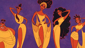 All 38 of The Tony Award Nominees &  Winners Who Voiced Animated Disney Characters