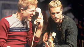 Broadway's Dynamic Duo: Adam Pascal & Anthony Rapp Talk 20 Years of Friendship
