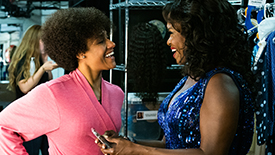 Exclusive Photos! Go Backstage at Broadway's Summer: The Donna Summer Musical