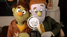 The Avenue Q Puppets Have Some Tony Awards Advice for the 2017 Winners