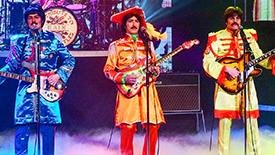 Meet The Beatles! Get to Know the Stars of Rain as They Talk Sgt Pepper, Favorite Lyrics, & Ultimate Albums