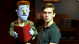 Avenue Q Star Ben Durocher Takes On Seven Questions About Purpose,  Mix Tapes, & What the Internet Is For