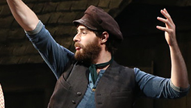 Five Burning Questions with Fiddler on the Roof Star Ben Rappaport
