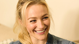 20 Questions in 2 Minutes with Waitress Star Betsy Wolfe