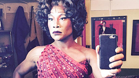 Living for Ms. Lola! Your Day Isn't Complete Without Billy Porter's Kinky Boots Instagrams