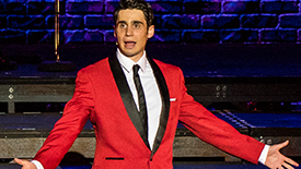 Five Burning Questions with The Muny Jersey Boys Star Bobby Conte Thornton