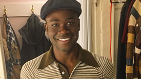 Introduce Yourself(ie): 10 Questions with A Bronx Tale Star Bradley Gibson