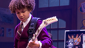 Introduce Yourself(ie): 10 Questions with School of Rock Superstar Brandon Niederauer