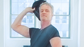 Watch Chicago Standout Brian O'Brien Dance Through His Broadway Resume