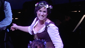"Exclusive! Watch Stephanie J. Block Perform ""My Mother's Wedding Day"" from Encores! Brigadoon"