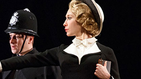 Introduce Yourself(ie): 10 Questions with 39 Steps' Leading Lady Brittany Vicars