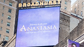 Friday Playlist: Musicals of the Broadhurst Theatre