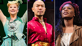10 Current Broadway Replacements You Have to Go Back & See Live