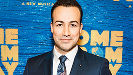 Five Burning Questions with Come From Away Star Caesar Samayoa